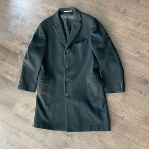Burberry Wool Pea Coat
